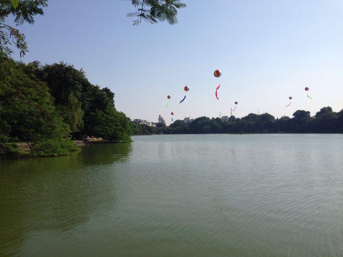 Hoan Kiem lake Hoian