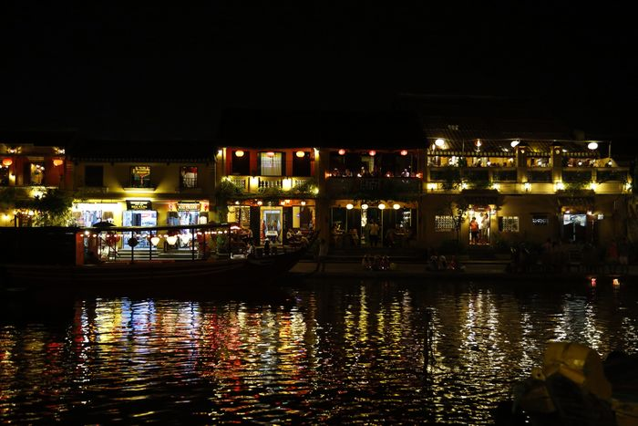 Across the river HoiAn
