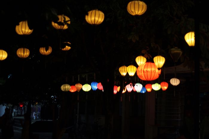 Traditional lanterns HoiAn