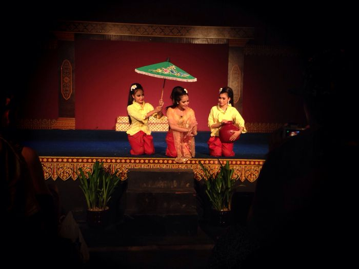 Apsara Dance Phnom Penh