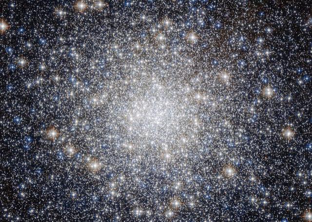 Glittery Universe