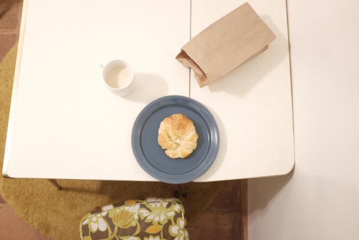 Croissant CafeTropical