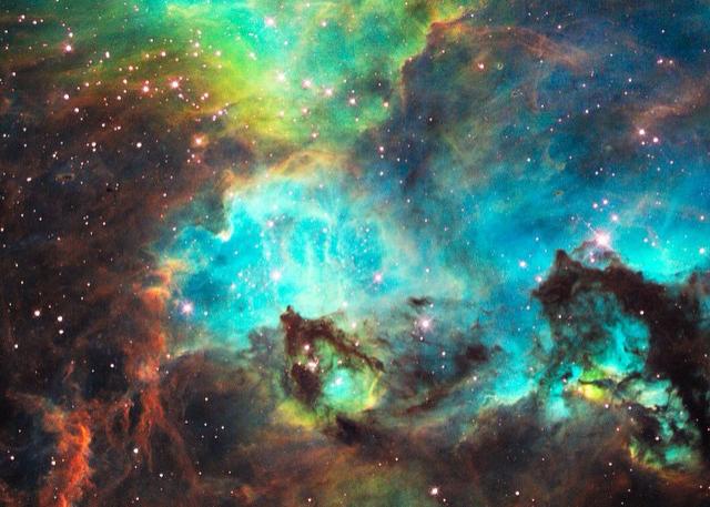 Star Cluster NGL2084