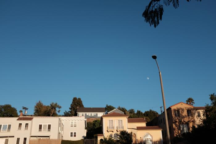 L.A. neighbourhood