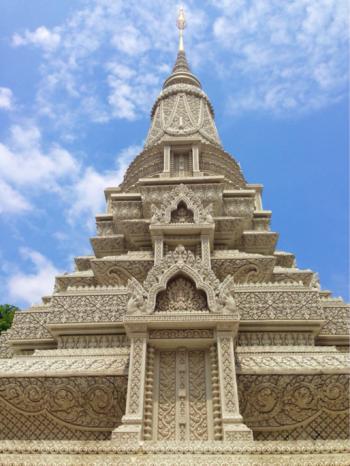 Textures Cambodia