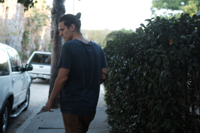 L.A. afternoon stroll